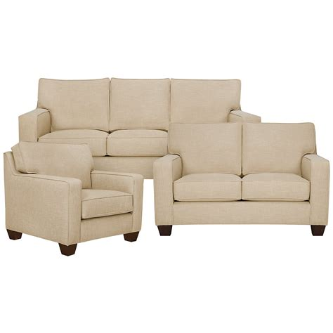 upholstery york city furniture york beige fabric loveseat