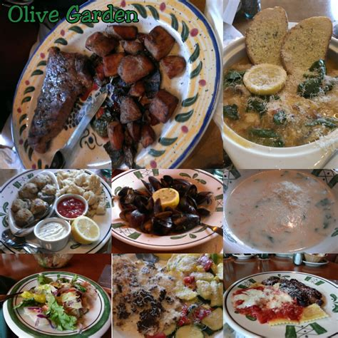 Oluve Garden by Olive Garden All Or Nothing Experience