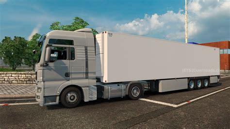 blue trailer nl awesome truck simulator 2