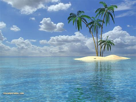 world visits tropical island in germany cool photos