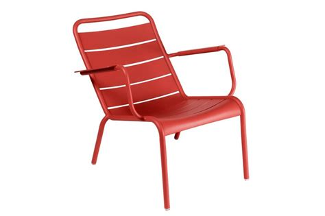 Le Fermob 1308 by Fauteuil Bas Luxembourg Fermob