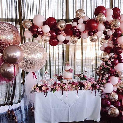 best 25 burgundy baby shower ideas on