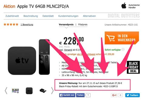 ipad pro  billiger apple black friday deals bei cyberport