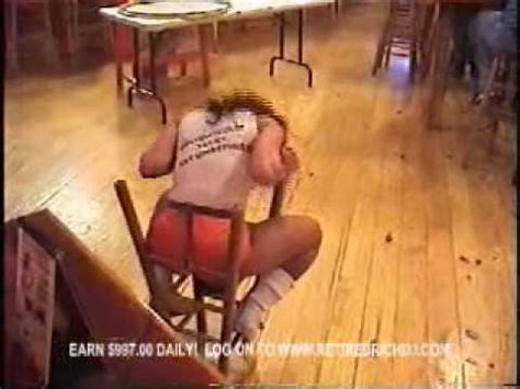 upside down bar stool spinning hooter girl ke ke youtube