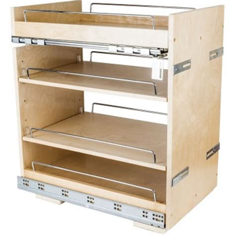 Base Cabinet Pullout by 14 Quot Base Cabinet Pullout With Premium Soft Undermount