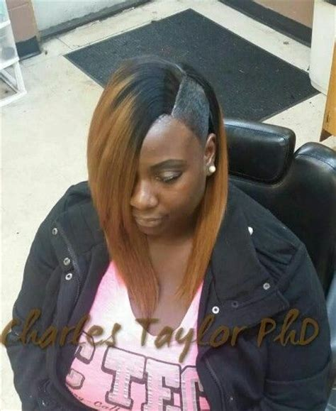 hairstyles that are pushed up in back push back bob hair styles pinterest bobs