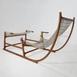 stunning and extremely 1970 s american craft hammock