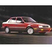 1993 Dodge Shadow Specs Pictures Trims Colors  Carscom
