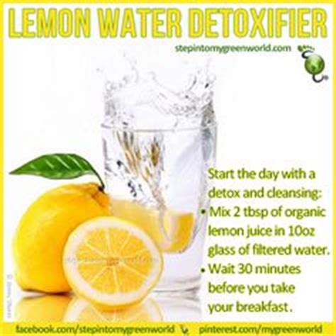 Does Lemon Detox Water Really Work by 1000 Images About Detox Drinks On Detox