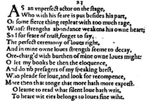 Shakespeare Sonnet 23 Essay sonnet 23 essays on shakespeare s sonnets
