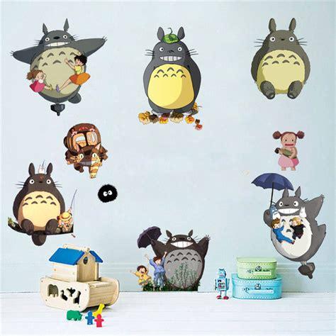 Totoro Wall Sticker totoro stickers