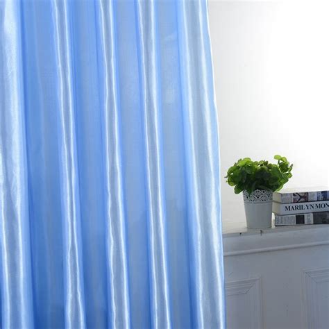 window screen curtains door room blackout lining