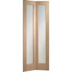 Bifold Interior Door Oak Doors Oak Bifold Doors With Glass