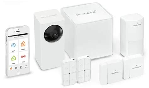 ces 2013 ismart alarm lets you protect your home with an