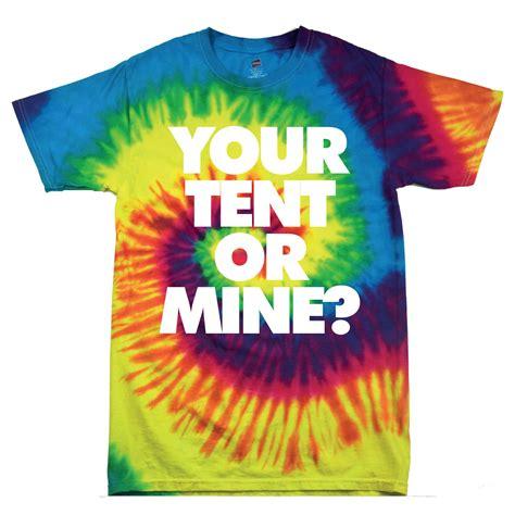 t shirt festival dresden your tent or mine mens festival t shirt