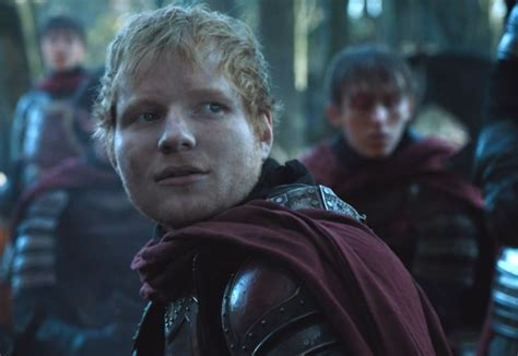 ed sheeran game of throne ed sheeran s game of thrones cameo gets mixed and