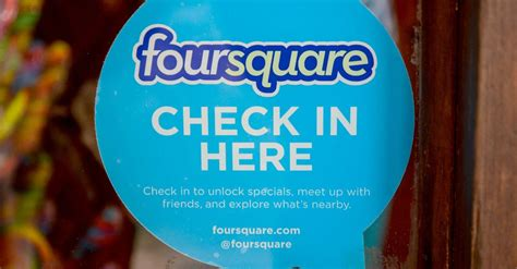 foursquare    problem employees  checking