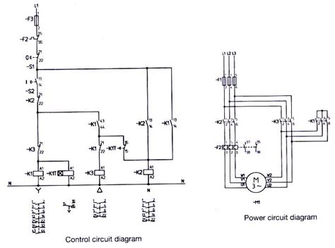 question about delta circuit diagram plcs