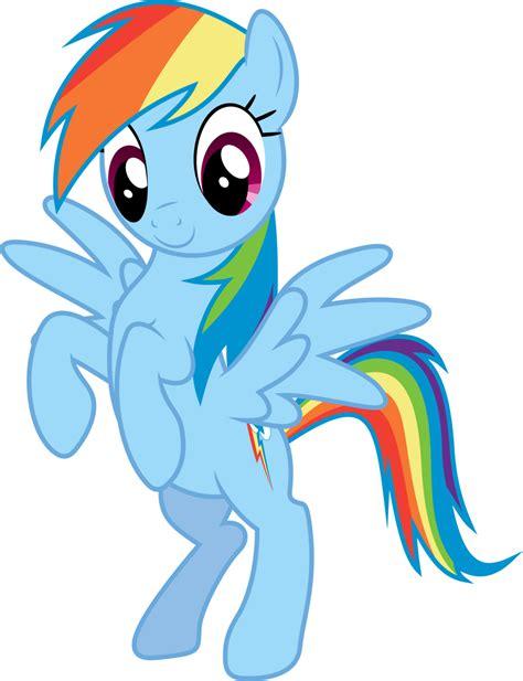 Sprei Kuda Pony rainbow dash loyalty by kishmond on deviantart