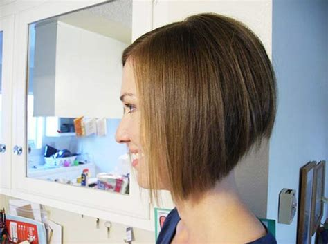 inverted bobs for women tuck behinfear inverted bob tucked behind the ear blackhairstylecuts com