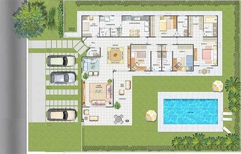 plantas casas plantas de casas modernas dicas imagens e modelos