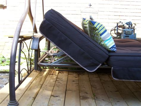 patio swing costco costco large patio swing daybed with canopy can deliver rideau township ottawa