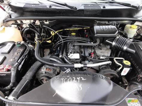 2004 Jeep Grand Laredo Engine 2004 Jeep Grand Laredo 4x4 4 0 Liter Ohv 12v