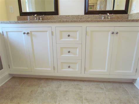 bathroom cabinets virginia built in bathroom cabinet ideas in va deebonk