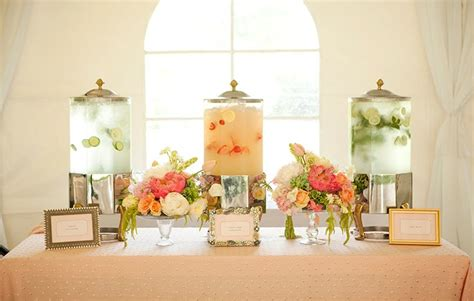 Beverage Bar Design 5 Beverage Bar Ideas For Your Wedding