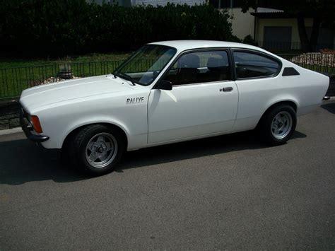 opel kadett c coupe wurde 1973 79 gebaut 4 zyl motor