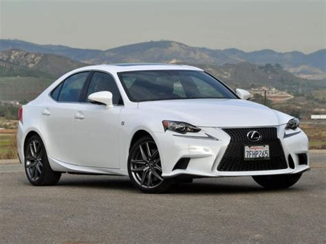 review 2015 lexus is 350 f sport ny daily news