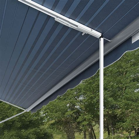 awning support caravansplus carefree centre rafter with ground support