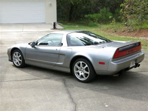 2000 acura coupe purchase used 2000 acura nsx t coupe 2 door 3 2l in