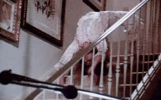 Exorcist Stair Scene by Starry Eyes Directors Dennis Widmyer And Kevin Kolsch