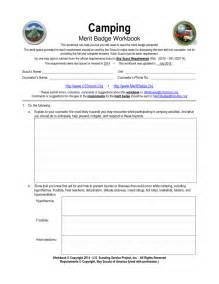 boy scout merit badge worksheet virallyapp printables