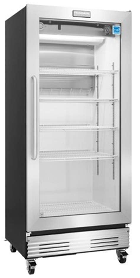 Fcgm181rqb Frigidaire Commercial 18 4 Cu Ft Glass Door Frigidaire Commercial Refrigerator Glass Door