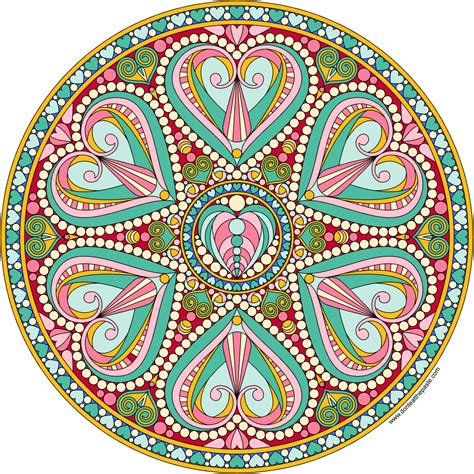 how to color mandalas don t eat the paste 2016 mandala to color