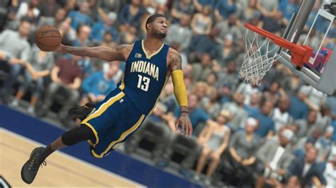 Mba 2k17 Can U Be In 3 Point And Dunk by Nba 2k17 Gameplay With Mike Wang Sports Gamers