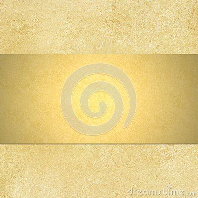 blank space cover instrumental in the style of gold background with blank shiny golden ribbon lay royalty