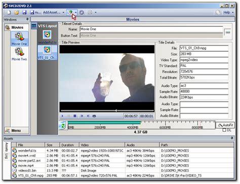 digital digest latest divx xvid dvd blu ray news svcd2dvd 2 5 5030 software digital digest