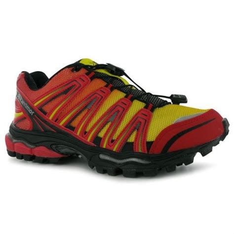 karrimor mens tempo trail lace up running sports shoes