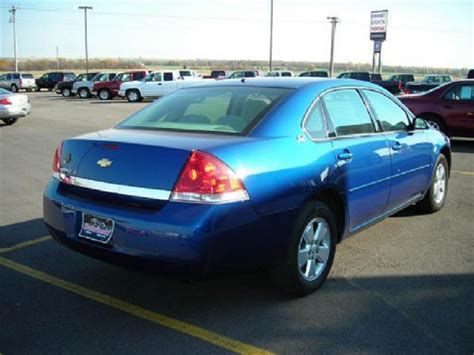2006 blue chevy impala image gallery 2006 blue impala
