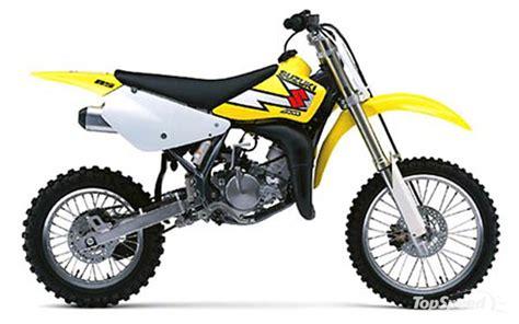 2002 Suzuki Rm85 2002 2008 Suzuki Rm85 Picture 195157 Motorcycle