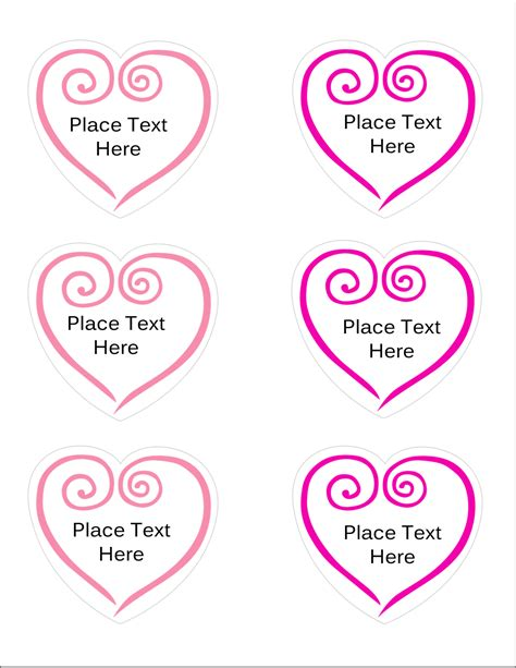 Avery 174 4397 Sticker Project Paper 8 1 2 Quot X 11 Quot Glossy Clear Avery 4397 Template