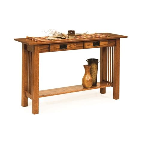 mission sofa table mission sofa table amish mission sofa table country