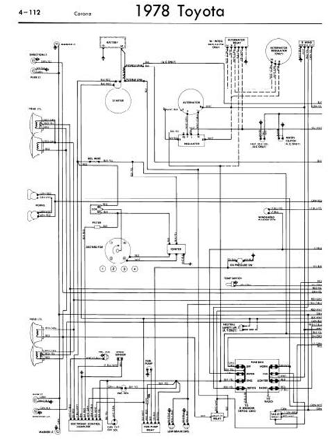 wiring diagram toyota hilux manual 28 images toyota