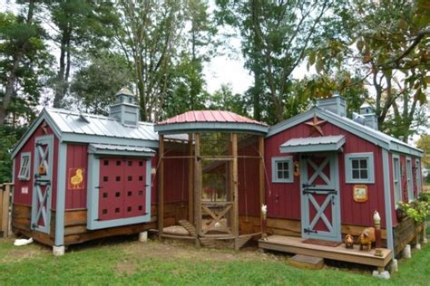 The Chicken Shed by Chicken Coop