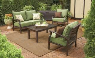 Outdoor Wicker Furniture At Lowes » Home Design 2017