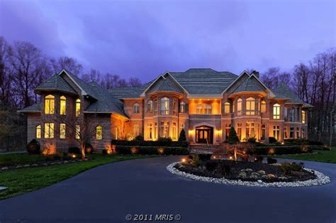 houses city maryland 20 000 square foot palatial mansion in ellicott city md