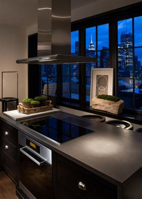 new york modern modern kitchen new york by photo page hgtv